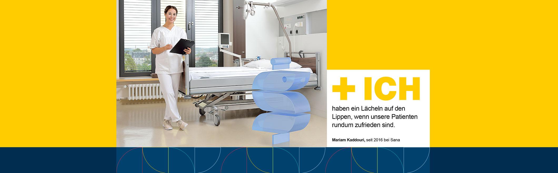 gesundheits und krankenpfleger m w d f r unsere intensivstation ii jobangebot sana. Black Bedroom Furniture Sets. Home Design Ideas