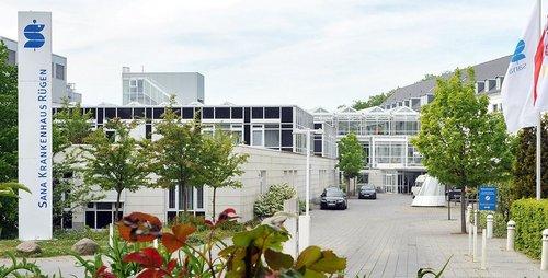Krankenhaus Rügen